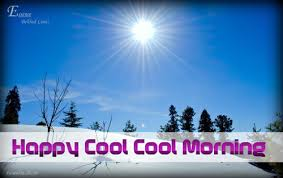 cool cool morning status wishes sms wallpaper books