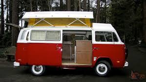 volkswagen vanagon 79 new 1973 volkswagen riviera westfalia vanagon pop top camper bus
