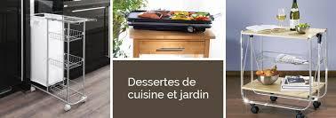 cuisine jardin dessertes de cuisine et jardin organisation de la cuisine