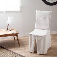 housse de chaise blanche excellent housse de chaise blanche llh4016315 0101 0300 p00 metis