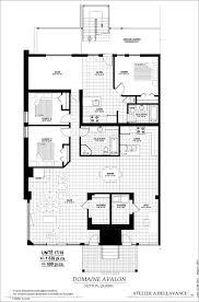 Unit Floor Plans Luxury Apartments Domaine Avalon