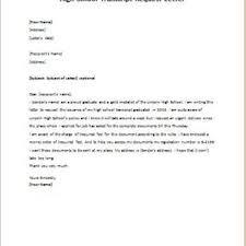 Transcript Request Letter Exle transcript request letter exle 28 images how to write an