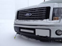 led light bars install question f150online forums