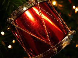 how to make drum ornaments for your treediy guides