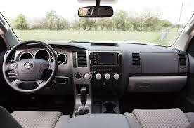 2013 toyota tundra double cab 4x4 editors u0027 notebook automobile