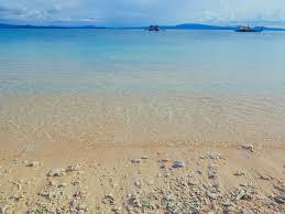 parola island the pink beach of camarines norte u2014 the jerny