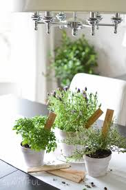 simple diy herb markers with free printables
