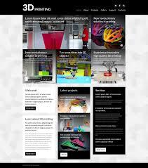 Home Design 3d Demo by 3d Evolution Joomla Template 52307