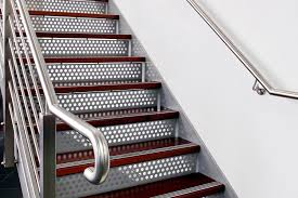 aluminum stairs exterior u2014 railing stairs and kitchen design