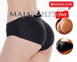 booty pants magic buttock celana dalam pembesar bokong majapahit