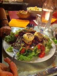 cuisine grand mere salade picture of chez grand mere valence tripadvisor