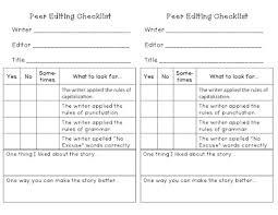 peer editing eeekkk hippo hooray for second grade