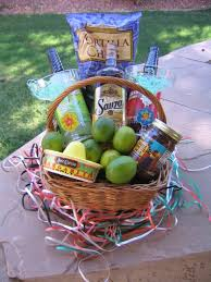 martini gift basket baskets