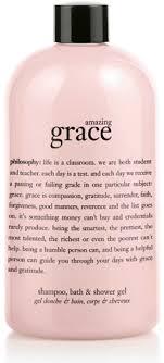 philosophy bath and shower gel philosophy amazing grace shoo bath shower gel reviews