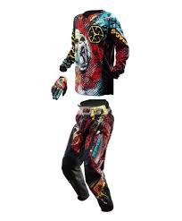 motocross gear sets mx5 t119 motocross gear sets u2013 riot balls