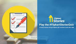 Flip Kart The Flipkart Stories Anniversary Quiz Flipkartstoriesquiz
