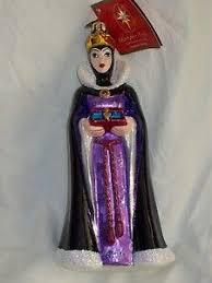 this christopher radko snow white and the seven dwarfs ornament