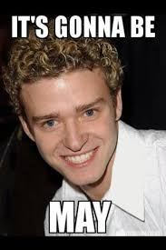 April Meme - we can t end april without this important message from justin