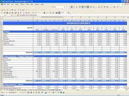 How To Budget Spreadsheet Sample Spreadsheet Budget Haisume