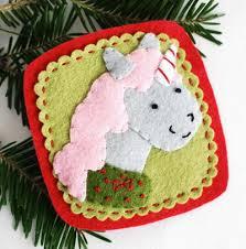 ugly sweater christmas ornament craft allfreechristmascrafts com