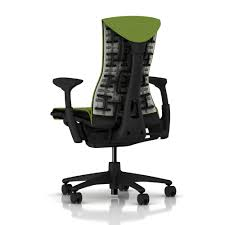 herman miller embody chair green apple balance with graphite frame