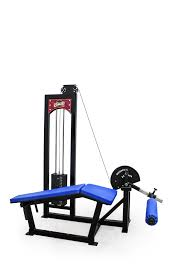 elitefts deluxe lying leg curl selectorized