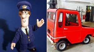 stolen u0027postman pat u0027 van cat prompt cambridgeshire crisps