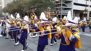 new orleans thanksgiving parade thanksgiving parade bayou classic 2016 karr youtube
