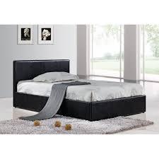 Ottoman Bed Black Buy Birlea Berlin Black Ottoman Bed Frame Big Warehouse Sale