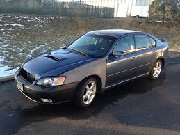 2005 subaru legacy gt 5 speed only 33k original miles full part