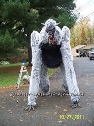 Werewolf Costume Coolest Homemade Wolfman Werewolf Costumes