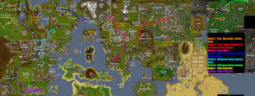 Runescape World Map by Amazing Farming Map Multimedia And Design Zybez Runescape