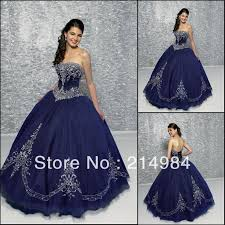 26 best navy blue quinceanera dress navy blue ball gown images on