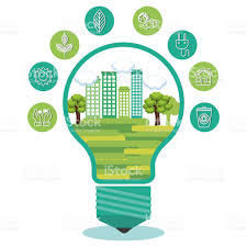 eco friendly light bulbs eco friendly light bulbs design stock vector art more images of
