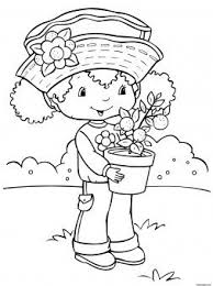 228 best strawberry shortcake images on pinterest coloring pages