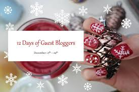 12 days of guest bloggers day 1 any given runway
