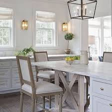 eat on kitchen island square kitchen island design ideas