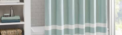 Spa Shower Curtain Aqua Park Spa Waffle Shower Curtain Everything Turquoise
