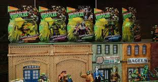 toy fair 2017 playmates teenage mutant ninja turtles