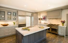 Custom Painted Kitchen Cabinets Favorite Kitchen Cabinet Custom Grey Painted Kitchen Cabinets