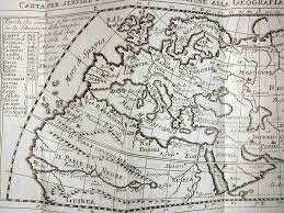 Map Of Eurasia Chevigny