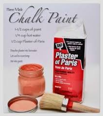 sunflowerhugs version of diy chalk paint the look and quality