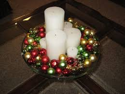 christmas decor for center table 266 best christmas candles images on pinterest christmas candle