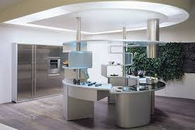Curved Island Kitchen Designs Kitchen Design Think Tank Curved Kitchen Island