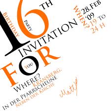 Birthday Invitation Card Design 6 Marvellous Birthday Invitation Card Design Ebookzdb Com