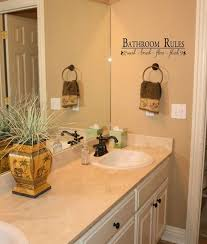 Wall Decor Bathroom Ideas 26 Best Bathroom Decor Images On Pinterest Bathroom Ideas