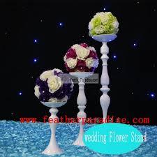 wedding centerpiece feather ball centerpieces wholesale flower