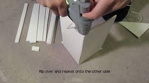 do it yourself diy homemade nail polish rack stand tutorial