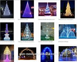 Christmas Rope Light Train by Outdoor Colourful Christmas Train Lights Sculpture Led Motif Light