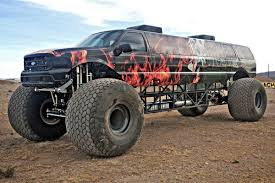 videos of monster trucks video million dollar monster truck for sale